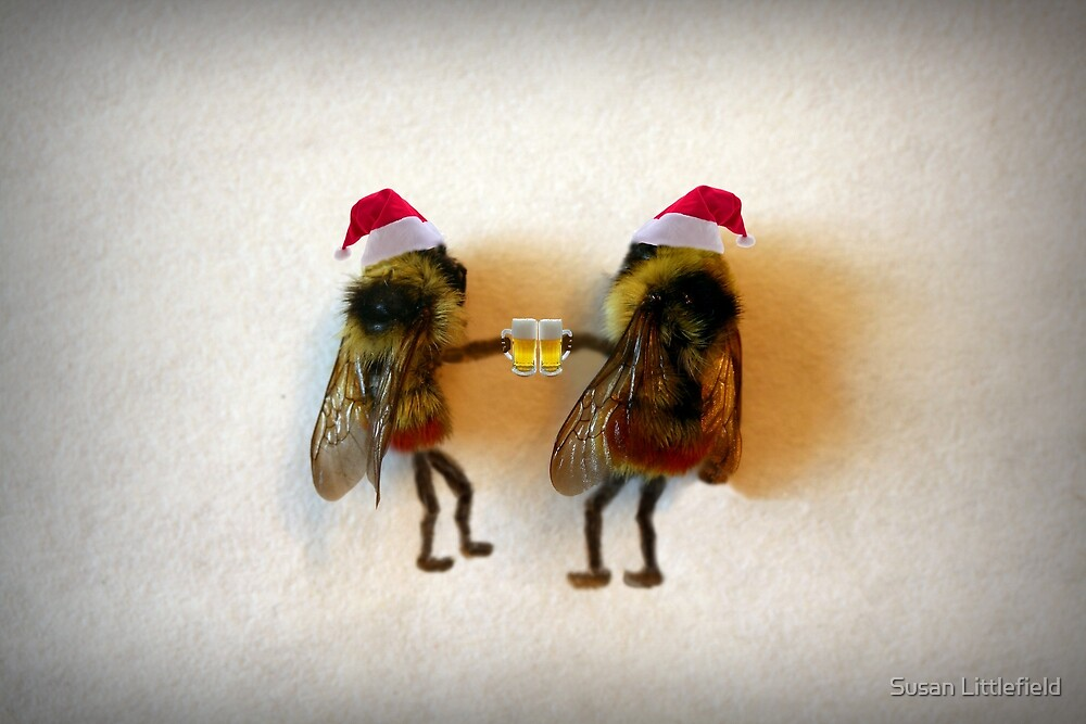 Tis The Season Two Bee Jolly by Susan Littlefield