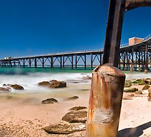 Under the Pier by Andrew Murrell