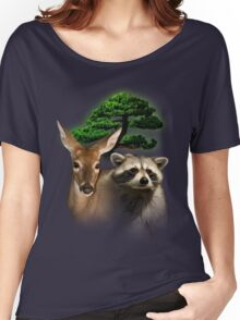 Wild Tree Women's Relaxed Fit T-Shirt