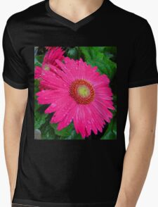 Gerbera Daisy After The Rain T-Shirt