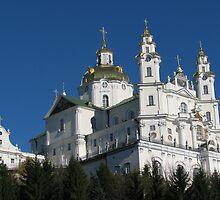 The Church of Assumption by Elena Skvortsova