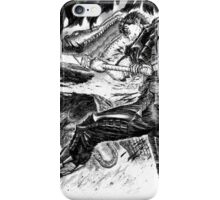 Berserk- Guts The Slayer iPhone Case/Skin