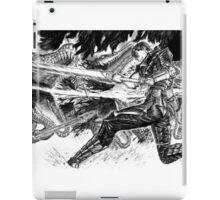 Berserk- Guts The Slayer iPad Case/Skin