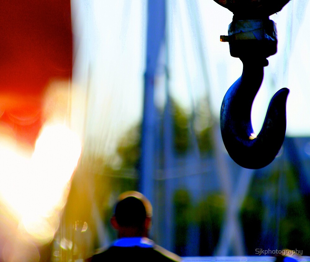 Hook a man with your heart - Annapolis MD by Sjkphotography