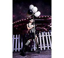 Dark Carnival Photographic Print