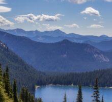 Dewey Lake Mt Rainier National Park Sticker