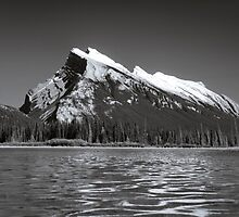 Rundle B&W by Justin Atkins