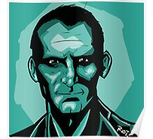 The Ninth Doctor Poster