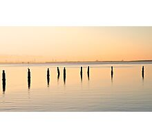 Shornecliffe Sunrise Photographic Print