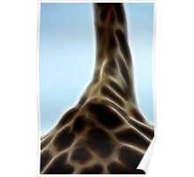 Her Highness - The Giraffe Poster