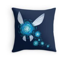 Hey! Listen Van Gogh! Throw Pillow