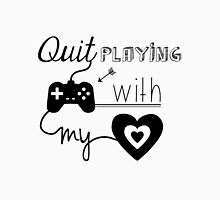 BSB - Quit playing games with my heart... T-Shirt