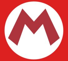 M for Mario by drtees