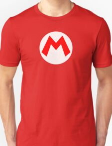 M for Mario T-Shirt