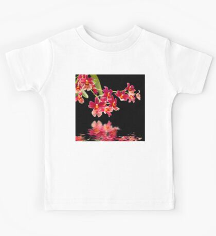 Orchid - 45 Kids Tee