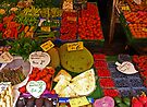 Naschmarkt by Lee d'Entremont