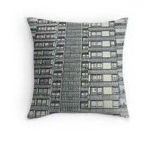 Hanover, Broomhall flats ,Sheffield 3 Throw Pillow