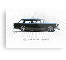 1955 Chevrolet Nomad  Metal Print