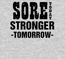 Sore Today Stronger Tomorrow Workout Gym Exercise Tank Top