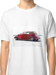1935 Chevrolet Phaeton 'Rear Perspective' Classic T-Shirt