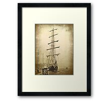 Timeless in Venice Framed Print