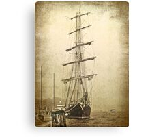 Timeless in Venice Canvas Print