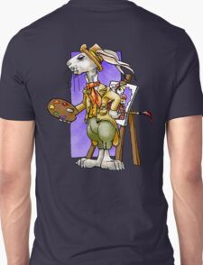 Lucky Rabbit Artist T-Shirt