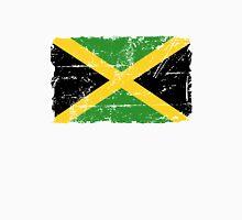 Jamaica Flag - Vintage Look Unisex T-Shirt