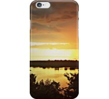 thrill sunset 2 iPhone Case/Skin