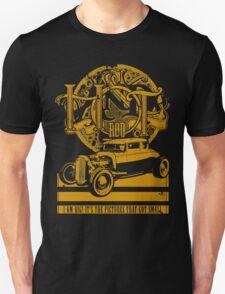 And Hot Rod (black) Unisex T-Shirt