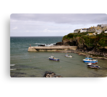 Port Isaac pt2 Canvas Print