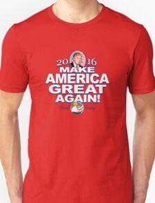 Donald Trump Make America Great 2016 T-Shirt