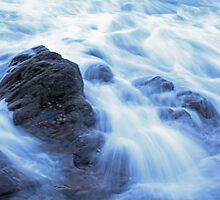 Rocks at Sea by Mark Bird
