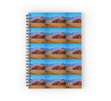 Red Rock Canyon - Nevada ^ Spiral Notebook