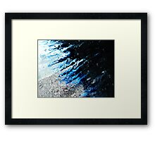 Guess what?? Framed Print