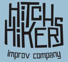 Hitchhikers Improv (Retro Black) by madeinsask