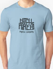 Hitchhikers Improv (Retro Black) T-Shirt