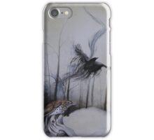 The Darkling Thrush iPhone Case/Skin