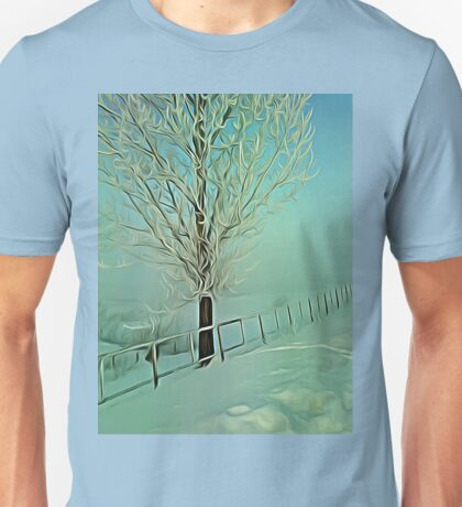 winter morning 2 Unisex T-Shirt