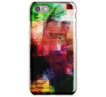 Colorful Currency Collage iPhone Case/Skin