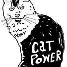 Cat Power by dadawan