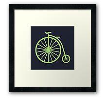 Let's Ride: #2 Framed Print