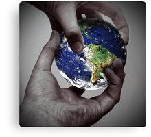 Global Exchanges Canvas Print