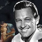William Holden by Dulcina