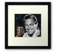 William Holden Framed Print