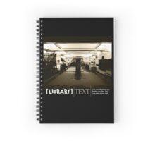 Library Spiral Notebook