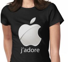 J'adore Womens Fitted T-Shirt