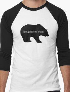 A Bear Men's Baseball ¾ T-Shirt