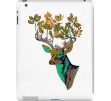 Back to the wood iPad Case/Skin