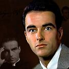 Montgomery Clift by Dulcina
